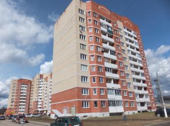 Новостройка ЖК в микрорайоне ДЗФС23